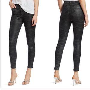 NWT Joe's Jeans Charlie Hi Rise Ankle Camo Print